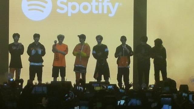 Spotify on Stage - Stray Kids