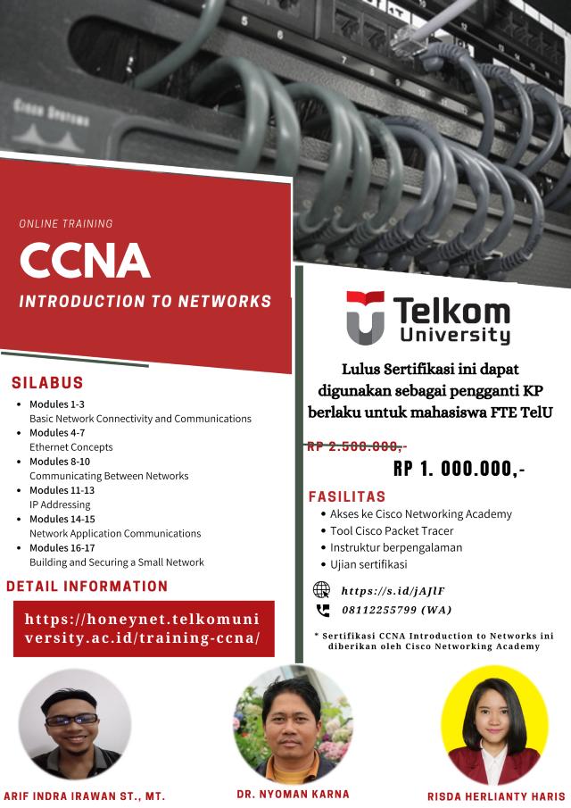 CCNA Telkom University